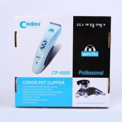 陶瓷宠物电推剪泰迪狗狗剃毛器充电狗毛推子用品CP-6800批发
