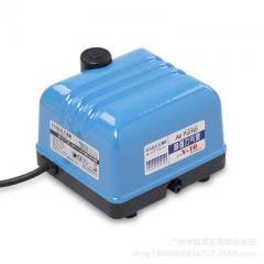 海利增氧泵锦鲤鱼缸水族鱼池超静音气泵强力节能V20